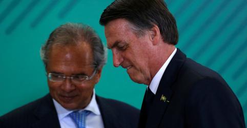 Bolsonaro e Guedes divergem sobre idade mínima para aposentadoria, mas presidente vai decidir, diz Mourão