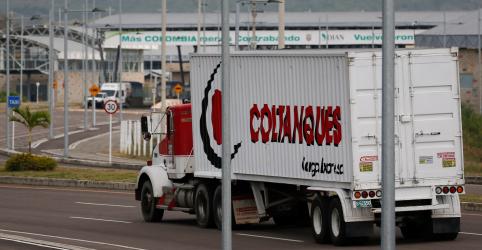 Placeholder - loading - Imagem da notícia Comboio humanitário para a Venezuela chega à Colômbia