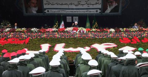 Placeholder - loading - Imagem da notícia Guarda Revolucionária do Irã alerta eventuais agressores sobre punição, diz agência