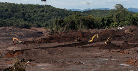 Vale sabia que barragem em Brumadinho tinha risco elevado de colapso