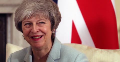 May dirá a parlamentares que é preciso 'controlar os nervos' para o Brexit
