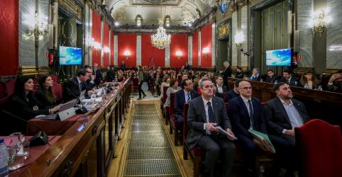 Placeholder - loading - Julgamento de separatistas catalães expõe divisões na Espanha