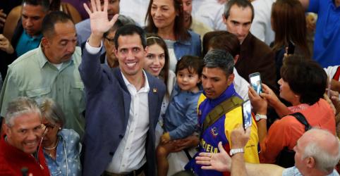 Placeholder - loading - Oposição da Venezuela vai às ruas exigir entrada de ajuda humanitária