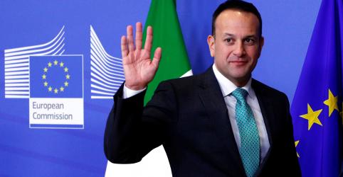Placeholder - loading - Imagem da notícia Premiê irlandês diz acreditar que acordo para Brexit pode ser alcançado