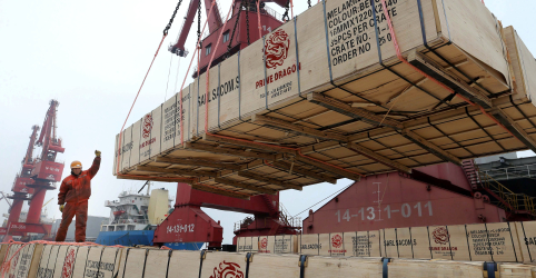 Dados comerciais da China em janeiro superam expectativas, mas sustentabilidade é dúvida