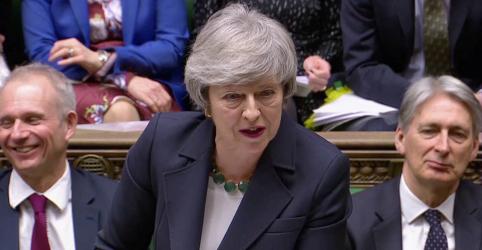 Placeholder - loading - Plano de May para o Brexit pode sofrer nova derrota no Parlamento