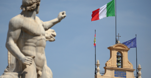 Placeholder - loading - Eleições são última chance de mudar a Europa, caso contrário a Itália terá que sair, diz autoridade da Liga