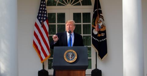 Trump diz que irá declarar emergência na fronteira dos EUA com México