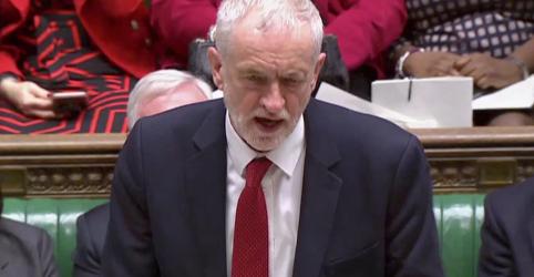 Placeholder - loading - Imagem da notícia Sete parlamentares deixam o Partido Trabalhista britânico citando 'traição' e antissemitismo