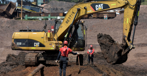 Placeholder - loading - Mortes confirmadas por rompimento de barragem em Brumadinho vão a 169