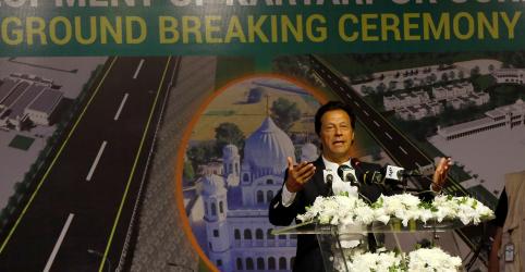 Paquistão pede diálogo sobre explosão na Caxemira e alerta Índia sobre ataque