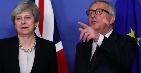 May retorna a Bruxelas em meio a deserções causadas pelo Brexit