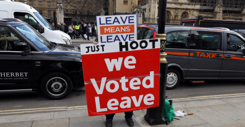 Reino Unido e União Europeia se aproximam de acordo sobre Brexit, dizem diplomatas da UE