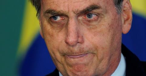 Placeholder - loading - Imagem da notícia À bancada do PSL, Bolsonaro diz que quer aprovação rápida da Previdência