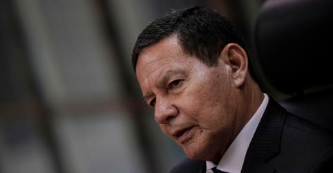 Mourão irá a reunião de emergência do Grupo de Lima para discutir situação da Venezuela