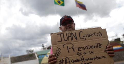 Brasil mantém planejamento de ajuda humanitária à Venezuela mesmo com fechamento da fronteira, diz porta-voz