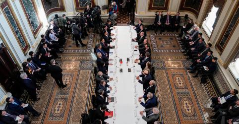 EUA e China discutem questões mais difíceis em negociações comerciais