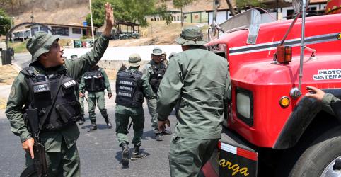 Placeholder - loading - China diz que ajuda humanitária não deveria ser imposta à Venezuela