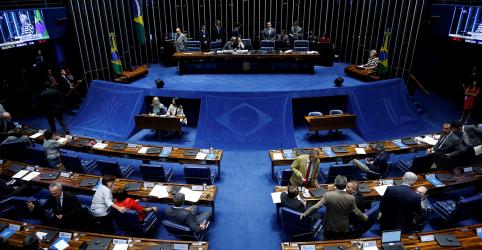 Placeholder - loading - Alcolumbre diz que não há votos para Previdência agora, espera votação no Senado antes de recesso