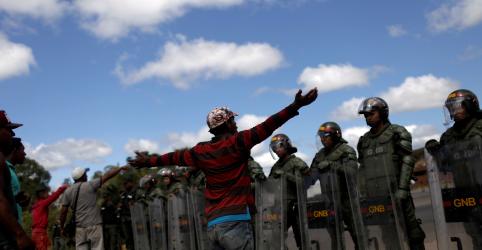 Soldados venezuelanos abrem fogo perto da fronteira com Brasil e deixam ao menos 2 mortos