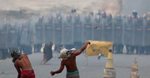 Placeholder - loading - Brasil condena violência nas fronteiras venezuelanas, considera uso da força 'criminoso'