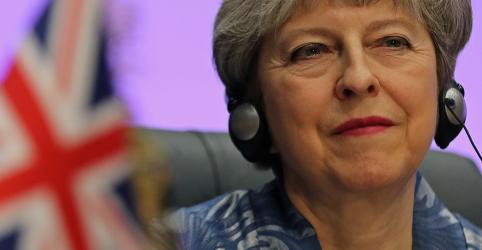 Placeholder - loading - Premiê britânica renova esforços para mudar acordo do Brexit
