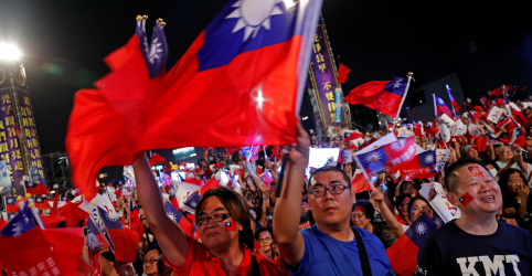 Placeholder - loading - Imagem da notícia China diz que conversas com Taiwan devem privilegiar 'reunificação'