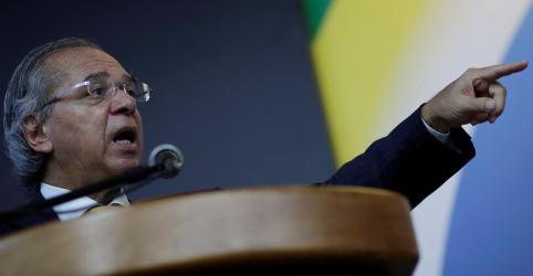 Placeholder - loading - Equipe econômica não abre mão de economia de R$1 tri, diz líder do governo no Congresso