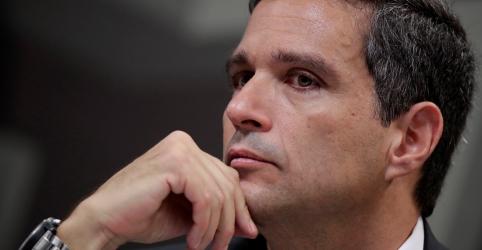 Placeholder - loading - Imagem da notícia Roberto Campos Neto toma posse como novo presidente do BC