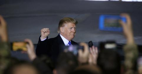 Placeholder - loading - Sobre conversas entre EUA e Coreia do Norte, Trump diz que ambos lados têm conhecimento das questões