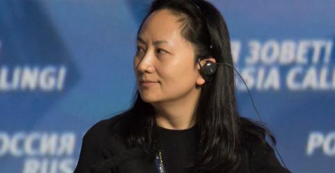 Canadá aprova audiência de extradição de executiva detida da Huawei