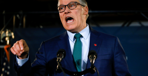 Placeholder - loading - Imagem da notícia Governador de Washington lança pré-candidatura à Presidência dos EUA com foco em mudança climática