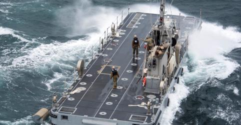 Placeholder - loading - Imagem da notícia EUA e Coreia do Sul substituirão exercícios militares por simulações menores, dizem autoridades