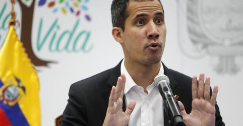 Placeholder - loading - Imagem da notícia Guaidó enfrentará risco de prisão ao voltar à Venezuela para desafiar Maduro