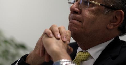 Placeholder - loading - Imagem da notícia Lava Jato pede suspeição de Gilmar Mendes por contatos com Aloysio Nunes