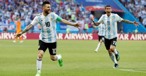 Placeholder - loading - Imagem da notícia Messi volta à seleção da Argentina pela primeira vez desde a Copa do Mundo