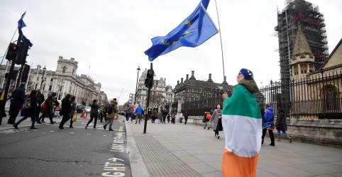 Placeholder - loading - Reino Unido exorta UE a fazer concessões para evitar Brexit caótico