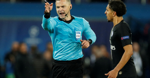 Placeholder - loading - Uefa justifica pênalti assinalado contra PSG com uso do VAR