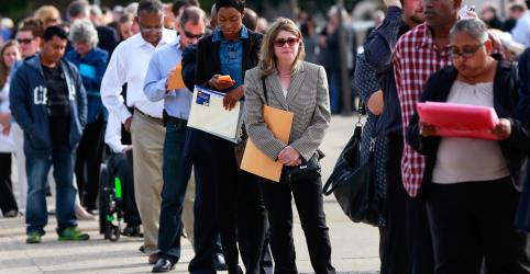 Placeholder - loading - Economia dos EUA cria apenas 20 mil vagas de trabalho em fevereiro