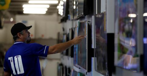 Placeholder - loading - Vendas no varejo do Brasil avançam 0,4 % em janeiro, diz IBGE