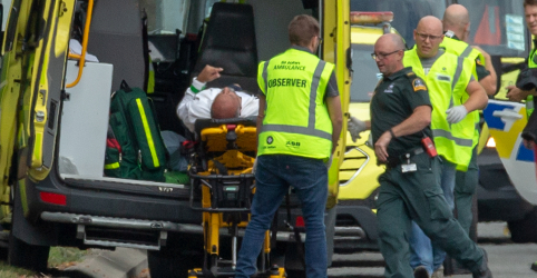 Placeholder - loading - Imagem da notícia Massacre em mesquitas da Nova Zelândia deixa ao menos 49 mortos