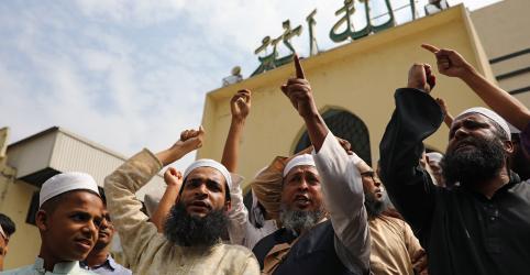 Placeholder - loading - Imagem da notícia Líderes mundiais repudiam ataques a mesquitas da Nova Zelândia
