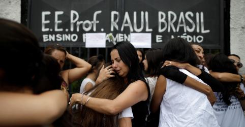 Terceiro suspeito de participação em massacre em Suzano é liberado após prestar depoimento