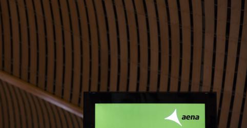 Placeholder - loading - Espanhola Aena vence disputa por aeroportos do Nordeste com lance de R$1,9 bi