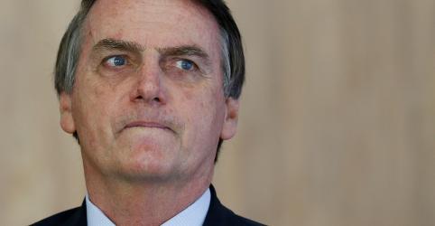 Comunismo não pode imperar, diz Bolsonaro em jantar com pensadores de direita em Washington