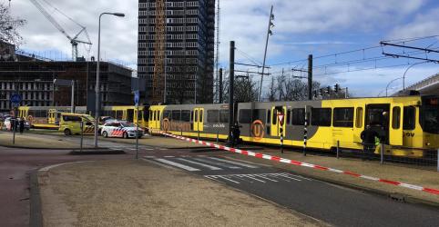 Ataque a tiros na Holanda deixa 3 mortos e 9 feridos, diz prefeito de Utrecht