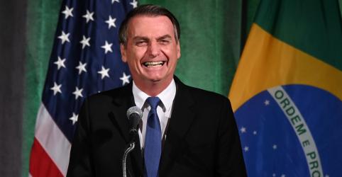 Bolsonaro se diz amigo dos EUA e quer aprofundar parcerias com país