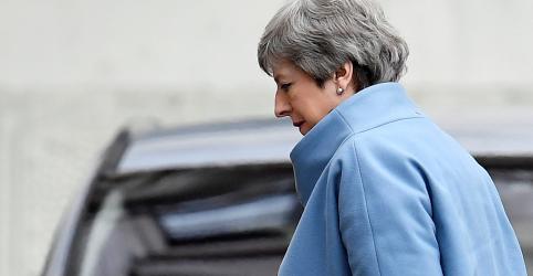 May busca forma de salvar acordo do Brexit antes de cúpula da UE