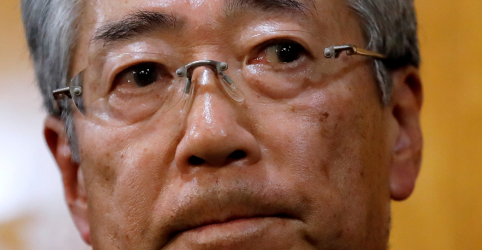 Placeholder - loading - Investigado por corrupção, chefe do Comitê Olímpico do Japão renunciará antes de Jogos de 2020
