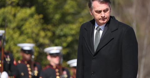 Placeholder - loading - Imagem da notícia Sucesso diplomático, viagem de Bolsonaro frustra negociadores e traz poucos avanços comerciais